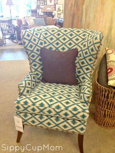La-Z-Boy Chair #MomCave #Cbias