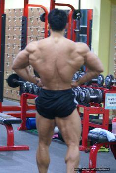 Lee Seung Chul (이승철, Korean Bodybuilder) / 2012