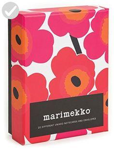Marimekko Notes by Marimekko (2015-04-07) - Fun stuff and gift ideas (*Amazon Partner-Link)