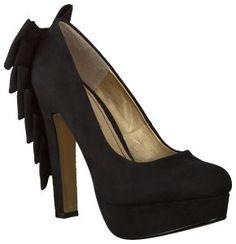 Fashionchick 19525 BLACK - Chaussures