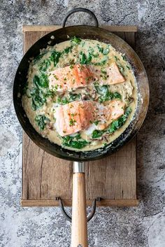 Fish Recipes, Seafood Recipes, Easy Healthy Recipes, Easy Meals, Happy Foods, Fish Dishes, No Cook Meals, Soul Food, Food Inspiration