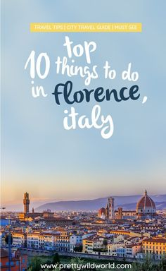 Planning a trip to the beautiful city of Florence, the capital of Italy? Check out this first-timer's guide to Florence that includes all the top things to do in Florence, places to go in Florence, places to see in Florence, where to eat in Florence, what to see in Florence, and places to stay in Florence. Save this Florence travel guide in your travel board so you'll find it later! #Florence #Italy #FlorenceItaly #Europe #Travel