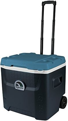 Igloo 40 Qt Maxcold Rolling Cooler Cooler With Wheels