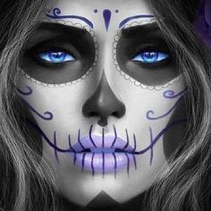 5D DIY Diamond Painting Painted Skull Girl Mosaic Cross Stitch Full Square Drill 3D Diamond Painting kit Sticker Home Decoration Gifts