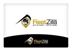 FleetZilla, LLC. Logo Design by Jovanhas