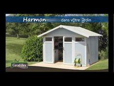 Exceptional Abri De Jardin GROSFILLEX PVC Déco 11,21 M2. : 2000 TRIGANO Store