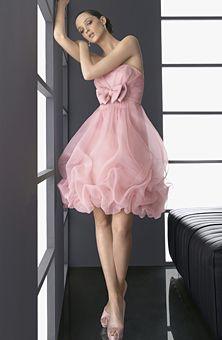 Brides: Aire Barcelona : Style No. 236 : Bridesmaid Dresses Gallery