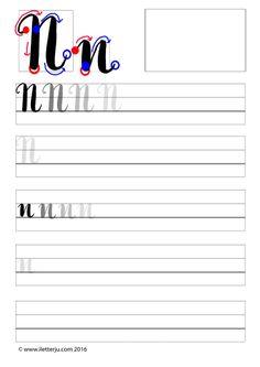 Hier finden sich ab heute immer neue Übungsblätter zu den einzelnen Buchstaben. Ich habe sie mit dem Pentel Pocket Brush gelettert. Ich denke, sie sind aber mit allen anderen dickeren Pinselstiften…
