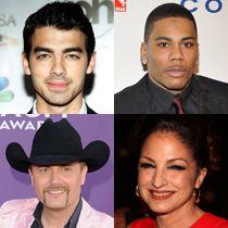 Joe Jonas, Nelly, Gloria Estefan & John Rich set for new tv talent show | Celebrity Buzz - Portland's Soft Rock