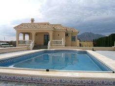 Alicante, Alicante Costa Blanca, Spain Villa For Sale - Superb 3 Bed Modern Villa With Pool - IREL is the World Wide Leader in Spain Real Estate