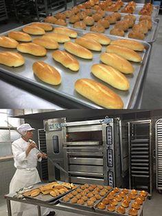 結婚式場「姫路モノリス」にパン工房-全国24施設分を一括生産(写真ニュース)