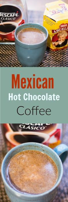 Have the best of both worlds in this delicious chocolate coffee beverage!