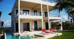 New Villa Rental in Akumal Punta Sur!