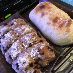 パンを作ってみたいけど、「こねたり発酵させたい大変そう」「ホームベーカリーが無いから出来ない」なんて思って作れないでいませんか?そんな悩みを解決してくれるレシピをご紹介します!