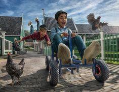 Popular on 500px : Wooeeeeiiiiii by adrian_sommeling