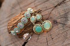 wedding jewelry looks Turquoise Wedding Jewelry, Rustic Wedding Jewelry, Gold Wedding Shoes, Rustic Wedding Signs, Rustic Wedding Dresses, Wedding Jewelry Sets, Turquoise Rings, Wedding Earrings, Plaid Wedding