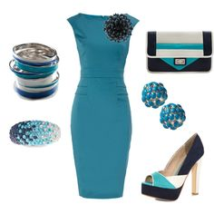 Fashion dresses and shoes 55