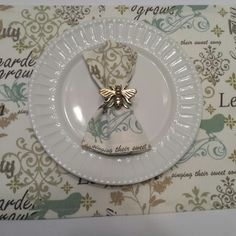 Lovely placemats for your spring ladies lunch!