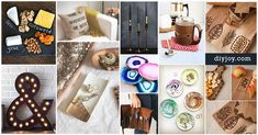 These inexpensive DIY gifts will fool anyone into thinking that you spent a hunk of your paycheck on these easy craft projects that look like a million bucks. Culled from the best DIY gift ideas on Pinterest and homemade gifts from do it yourself blogs we love, your are sure to find the handmade gif