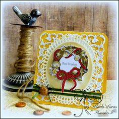 Lovely Linda's Craft Central!!