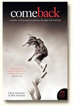 True story of abuse and recovery written by mother and daughter. A very powerful book.