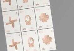 Aaron Canning designed some stamps for his...   Art & Design   Nae-Design Sydney Interactive Blog