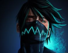 This HD wallpaper is about male anime character wallpaper, scars, face mask, Hatake Kakashi, Original wallpaper dimensions is file size is Cartoon Wallpaper Hd, Graffiti Wallpaper, Hd Wallpaper, Skull Wallpaper, Original Wallpaper, Gas Mask Art, Masks Art, Best Gaming Wallpapers, Cool Anime Wallpapers