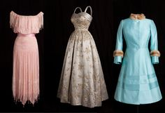 Hartnell designs for Her Majesty