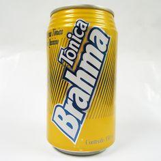 Agua Tonica De Quinino Brahma Tonic Water, Soda, Nostalgia, Alice, Canning, Vintage, Basement Bars, 90s Childhood, Sodas