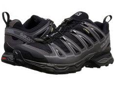 Salomon X Ultra 2 GTX (Black/Autobahn/Pewter) Men's Shoes