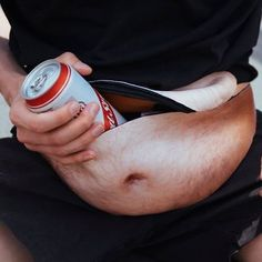 10-Styles-Fun-Dad-Bag-Dad-Bod-Waist-Bags-Novelty-Beer-Fat-Hairy-Belly-Fanny-Pack