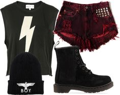 """""""Tumblr hipster"""" by leighh-anne ❤ liked on Polyvore"""