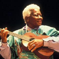 """August 6, 1924 Ella Jenkins, folk singer and """"The First Lady of the Children's Folk Song,"""" was born in St. Louis, Missouri but grew up in Chicago, Illinois."""