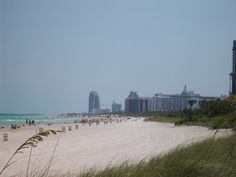 Miami Beach is one of the world's best place's to run, relax and enjoy!  You should have a property here!  I'll help! www.theprofessorrealestate.com   Suzanne Hollander, Realtor Associate, Beachfront Realty Inc.