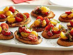 Get Bruschetta Recipe from Food Network