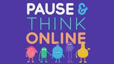 """Common Sense Media's """"Pause and Think Online"""" song for kids teaches internet safety basics for younger children. #Pause&ThinkOnline #CommonSenseMedia #KidsInternetSafety Teaching Technology, Teaching Biology, Computer Lab, Computer Science, Internet Safety For Kids, Common Sense Media, 21st Century Learning, Media Specialist, Digital Citizenship"""