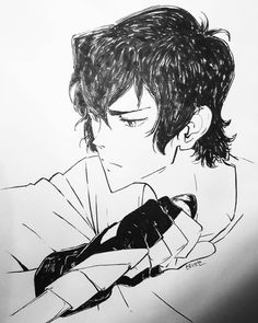 "steveahn: "" Blade of Marmora / Ink #art #sketch #drawing #일러스트 #スケッチ #esboço #bosquejo #Skizze #эскиз #animeart #mangadraw #artoftheday #instaartist #artwork #그림스타그램 #illustration #艺术 #desenho #ink #keith #blade #marmora #vld..."