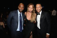 Pin for Later: The Best Pictures From Justin Bieber's Star-Studded Roast John Legend, Chrissy Teigen, and Dave Chappelle