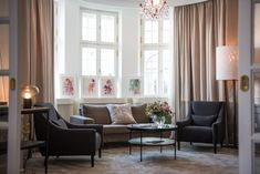 850 3000 Stina Persson, Curtains, Living Room, Home Decor, Blinds, Decoration Home, Room Decor, Home Living Room, Drawing Room