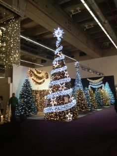 Blondie's Treehouse Inc, Blondie's Holiday House, Christmasworld 2014, Holiday Decor, Decorations, Inspiration, Trade Show