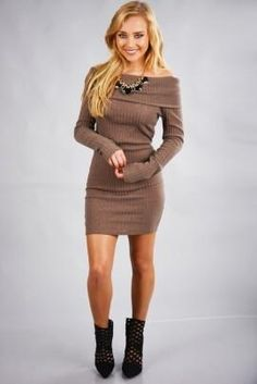 c032500296 Breaking Hearts Dress  Mocha  shophopes Mocha Dress