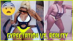 Online shopping fails: expectation vs. reality. You can see many funny photos of things which people have bought on the internet