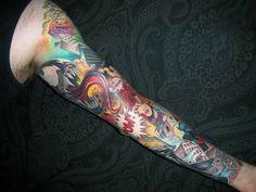 #spiderman #sleeve #tattoo #tattoos #eyescream #eyescreamtattoo #stinanyman #venom #blackcat #greengoblin Body Tattoos, I Tattoo, Sleeve Tattoos, Green Goblin, Body Painting, Tattoos For Guys, Tatting, Spider, Body Art
