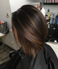 23 Trendy hair color ideas for brunettes for fall balayage straight Balayage Hair Bob, Balayage Straight Hair, Balayage Brunette, Subtle Balayage, Caramel Balayage, Caramel Ombre, Straight Brunette Hair, Fall Balayage, Full Weave