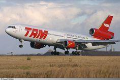 CDG | MD-11 TAM | PT-MSJ