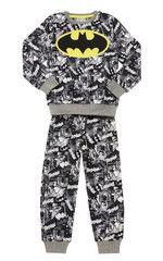 BATMAN ~ Fleece Pyjamas