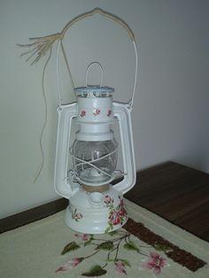 Eski gaz lambasinin geri dönüşü ve country tarzı yaptım ♡