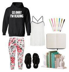 """""""Untitled #1705"""" by mountain-girl-lynn on Polyvore featuring New Look, Rimini, UGG Australia, Shinola and ban.do"""