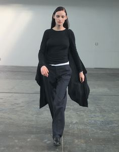 Helmut Lang Fall 1998 Ready-to-Wear Fashion Show
