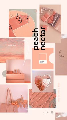 Peach Nectar Lockscreen 🍑 Cute Pastel Wallpaper, Soft Wallpaper, Pink Wallpaper Iphone, Iphone Background Wallpaper, Aesthetic Pastel Wallpaper, Aesthetic Backgrounds, Aesthetic Wallpapers, Background Images, Peach Aesthetic